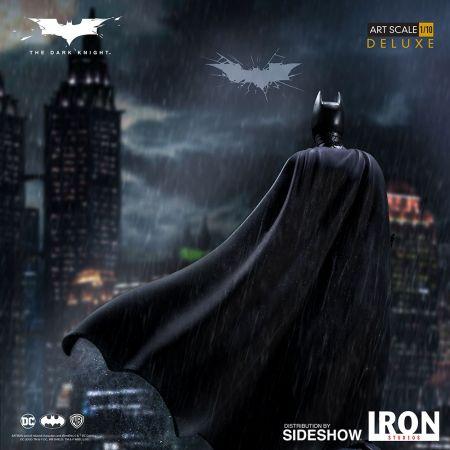 Batman Deluxe (Christian Bale) Statue 1:10 Iron Studios 906053