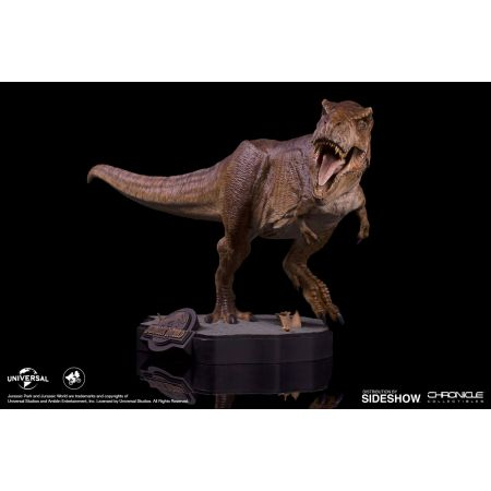 Le Monde jurassique: Tyrannosaurus Rex statue 25 pouces Chronicle Collectibles 906044