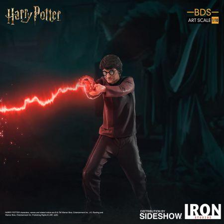 Harry Potter Statue 1:10 Iron Studios 906104