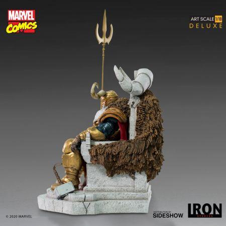 Odin Deluxe Statue 1:10 Iron Studios 906017Odin Deluxe Statue 1:10 Iron Studios 906017