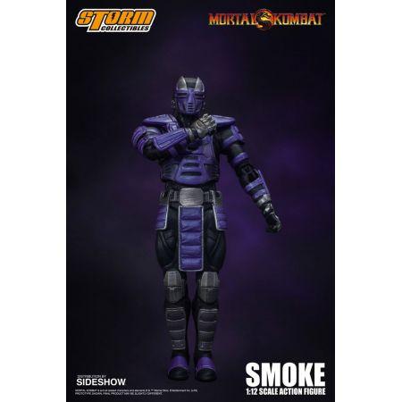Mortal Combat Smoke (NYCC 2019) figurine 1:12 Storm Collectibles 905865