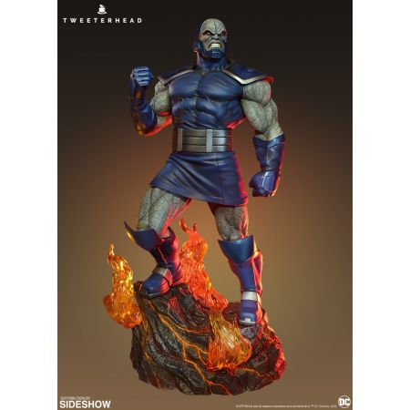 Super Powers Darkseid Maquette 21 po Tweeterhead 905810Super Powers Darkseid Maquette 21 po Tweeterhead 905810