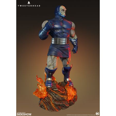 Super Powers Darkseid Maquette 21 po Tweeterhead 905810