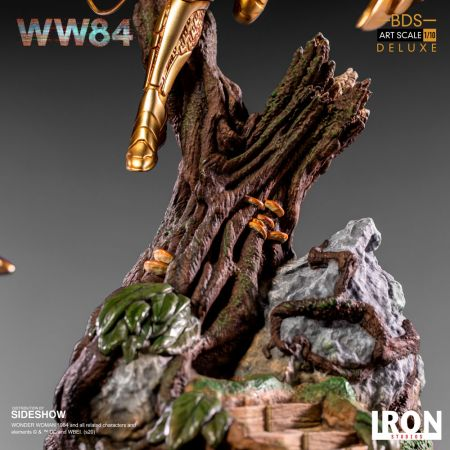 Wonder Woman Deluxe Statue 1:10 Iron Studios 906083