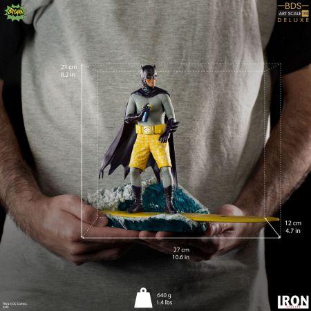 Batman Deluxe Statue 1:10 Iron Studios 906726