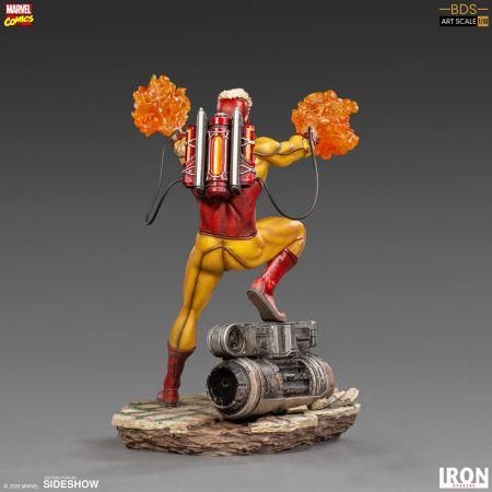 Pyro Statue 1:10 Iron Studios 906544