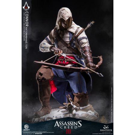 Assassin's Creed III (3) Connor 1:6 figure Damtoys DMS010