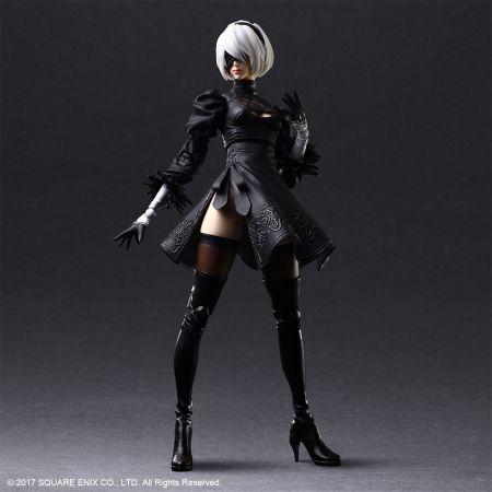 2B (YoRHa No2 Type B) Action Figure Square Enix 907112