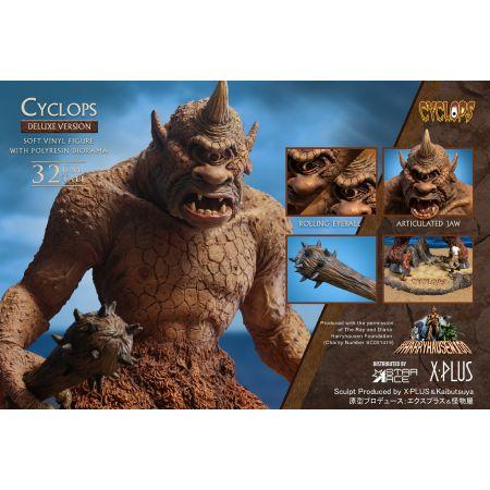 Cyclops 30cm Soft Vinyl Series statue DELUXE VERSION Star Ace SA9020