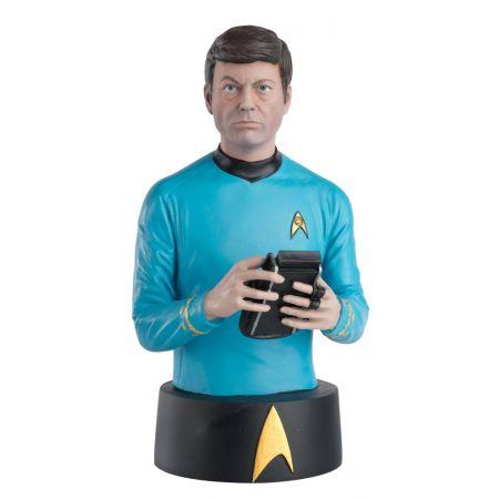 Star Trek Bust Collection - Dr. McCoy 6-inch Eaglemoss