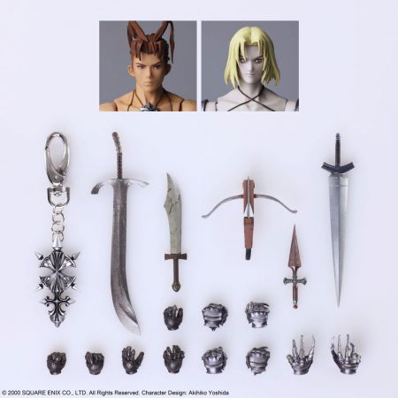 Ashley Riot & Sydney Losstarot Collectible Set Square Enix 907099