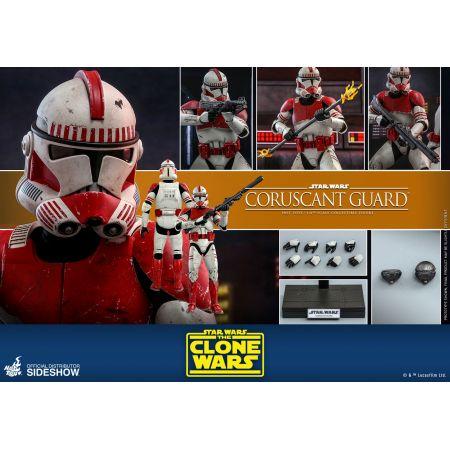 Coruscant Guard 1:6 figure Hot Toys 907131