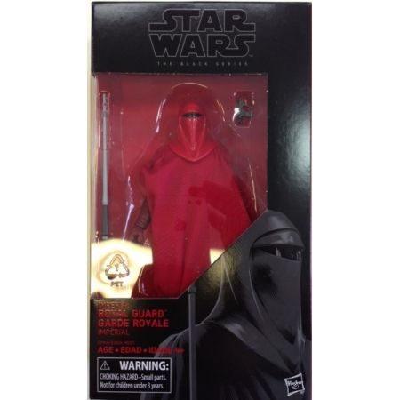 Star Wars The Black Series 6-inch - Imperial Royal Guard