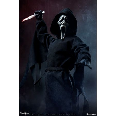 Ghost Face 1:6 figure Sideshow Collectibles 100447Ghost Face 1:6 figure Sideshow Collectibles 100447