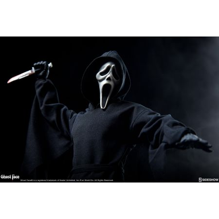 Ghost Face 1:6 figure Sideshow Collectibles 100447