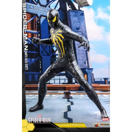 Spider-Man (Anti-Ock Suit) DELUXE 1:6 figure Hot Toys 906796