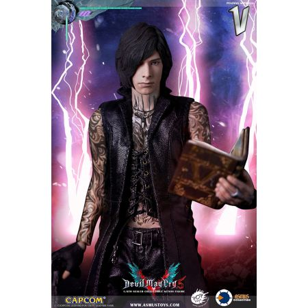 V (Devil May Cry) 1:6 figure Asmus Collectible 907085V (Devil May Cry) 1:6 figure Asmus Collectible 907085