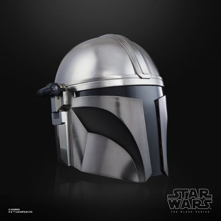 Star Wars The Black Series The Mandalorian Electronic Helmet Hasbro
