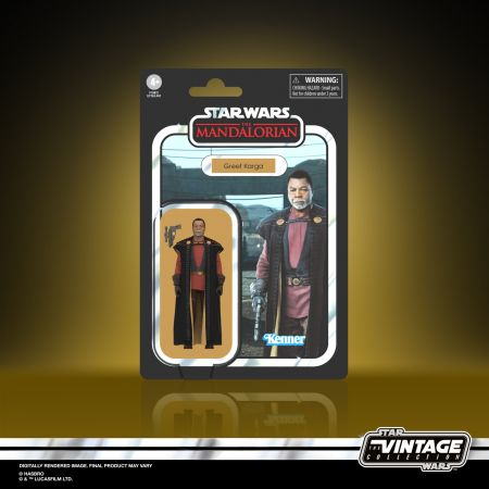 Star Wars The Vintage Collection - Greef Karga Hasbro