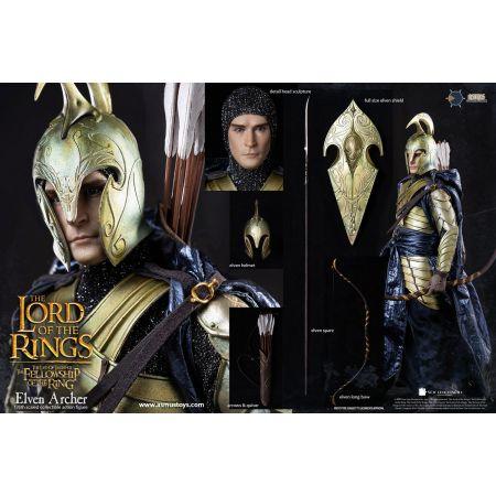 Elven Archer 1:6 Scale Figure Asmus Collectible Toys 907460