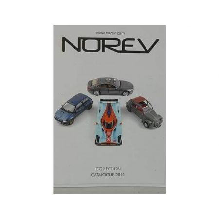 Norev catalogue Collection 2011