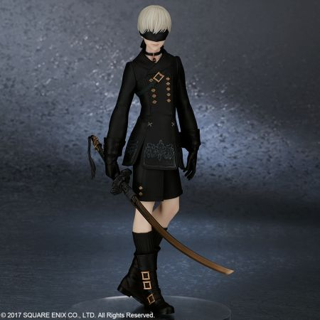 9S (YoRHa No 9 Type S) Collectible Figure FLARE Co Ltd 907729