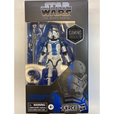 Star Wars The Black Series 6-inch - Stormtrooper Commander The Force Unleashed Exclusive Hasbro