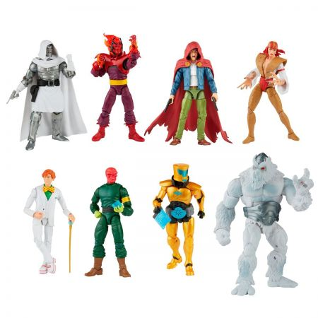 Marvel Legends Super Villains 6 pouces Series Figures Wave 1 (BAF Xemnu) Hasbro