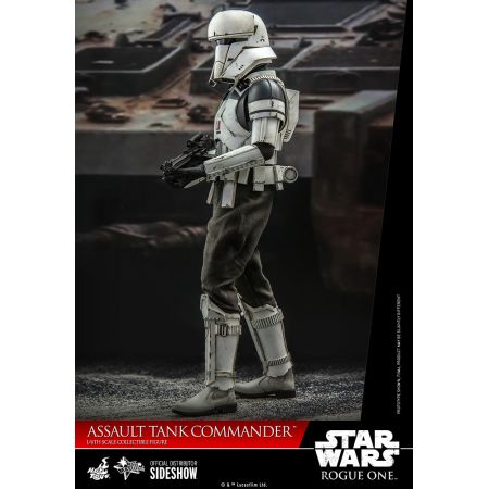 Assault Tank Commander 1:6 Scale Figure Hot Toys 907736