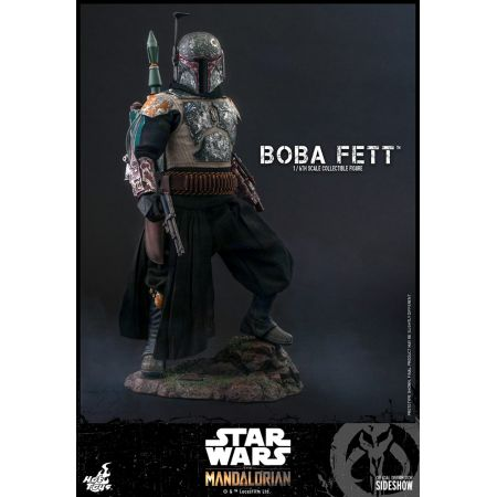 Boba Fett 1:6 Scale Figure Hot Toys 907834