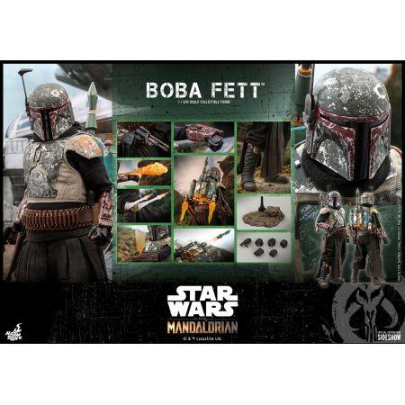 Boba Fett 1:6 Scale Figure Hot Toys 907834Boba Fett 1:6 Scale Figure Hot Toys 907834