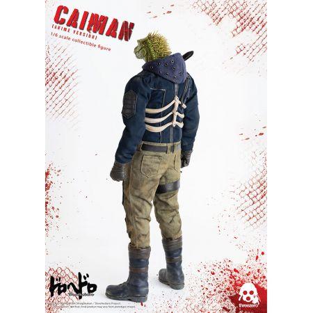 Caiman (Anime Version) 1:6 Scale Figure Threezero 907884