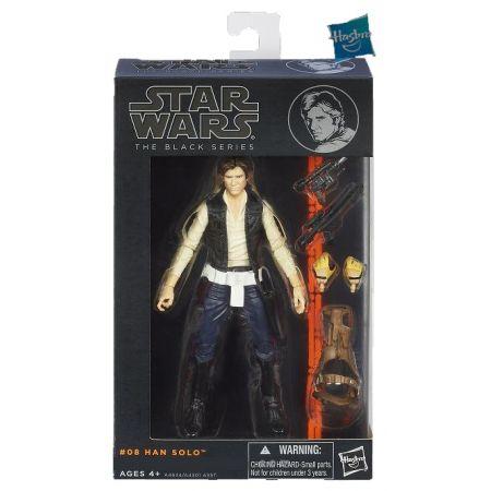 Star Wars Black Series 6 inches Han Solo Hasbro #08
