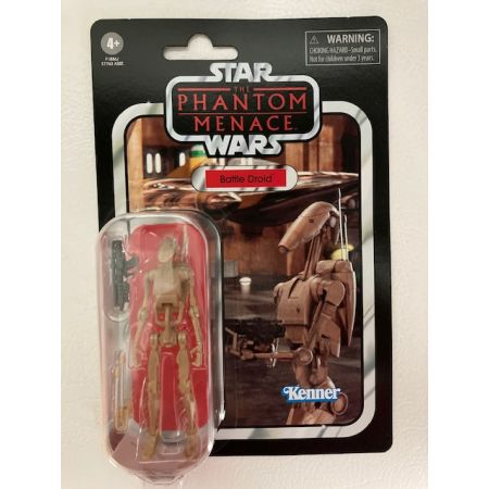 ​Star Wars 3.75 The Vintage Collection - Battle Droid Hasbro VC78