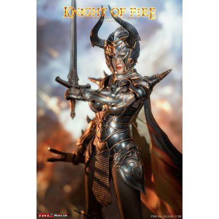 Knight of Fire (Silver) 1:6 Scale Figure TBLeague 907843