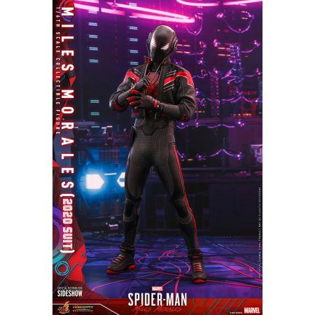 Miles Morales (2020 Suit) 1:6 Scale Figure Hot Toys 907835