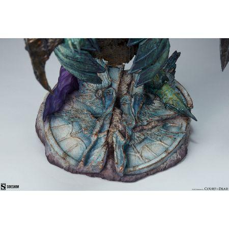 Oathbreaker Strÿfe: Fallen Mortis Knight Premium Format Figure Sideshow Collectibles 300758