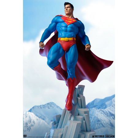 Superman Maquette Tweeterhead 907776