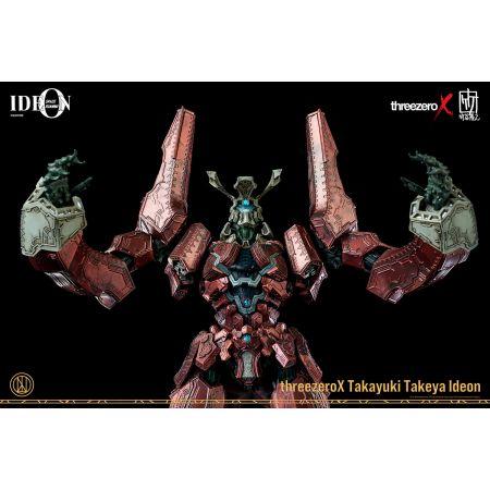 Takayuki Takeya Ideon Collectible Figure Threezero 907737
