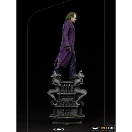 The Joker Deluxe 1:10 Scale Statue Iron Studios 907789