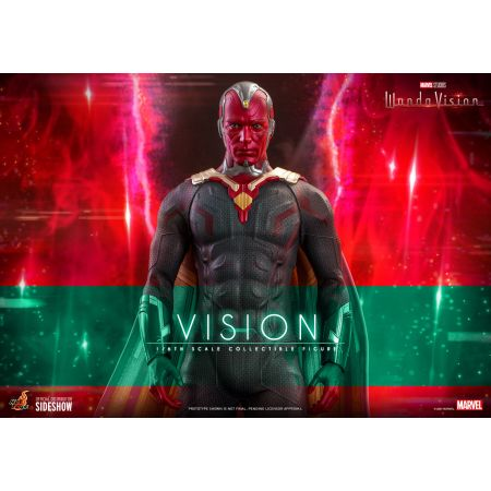 Vision 1:6 Scale Figure Hot Toys 907936