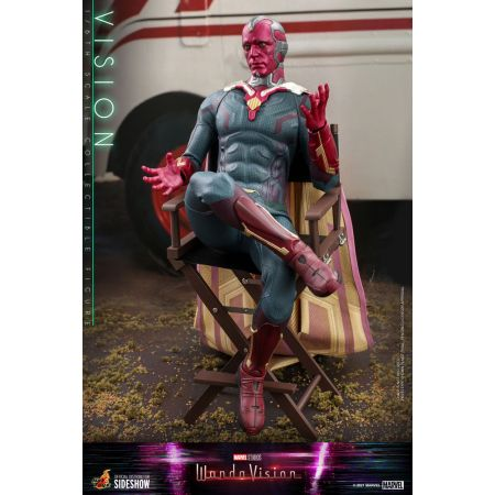 Vision Figurine Échelle 1:6 Hot Toys 907936