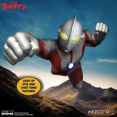 One:12 Collective Ultraman figure Mezco Toyz 75550