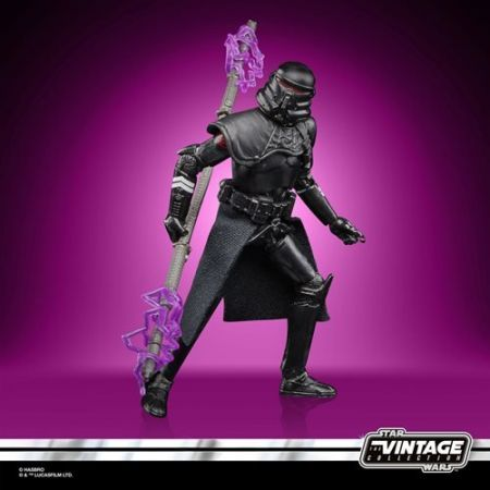 Star Wars The Vintage Collection Gaming Greats Electrostaff Purge Trooper EE Exclusive Hasbro