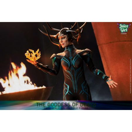 The Goddess of death 1:6 Scale Figure Juice Girl F010