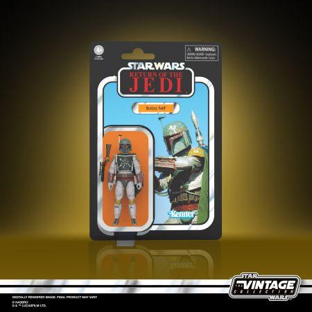 Star Wars The Vintage Collection - Boba Fett ROTJ Hasbro
