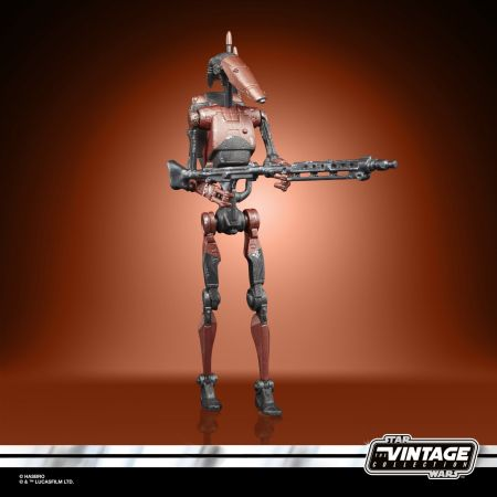 Star Wars The Vintage Collection Gaming Greats Heavy Battle Droid Hasbro VC193