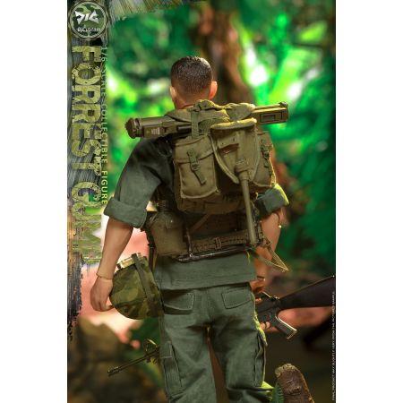 Forrest Gump in Vietnam 1:6 scale figure DJ-Custom DJ-16008