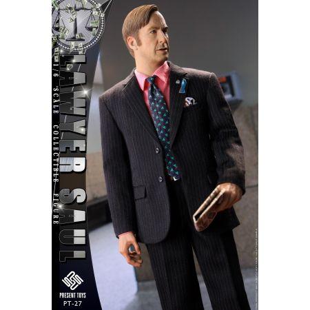 Lawyer Saul 1:6 scale figure Present Toys SP27