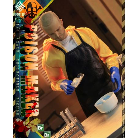 Poison Maker Double Set 1:6 scale figures Present Toys SP26